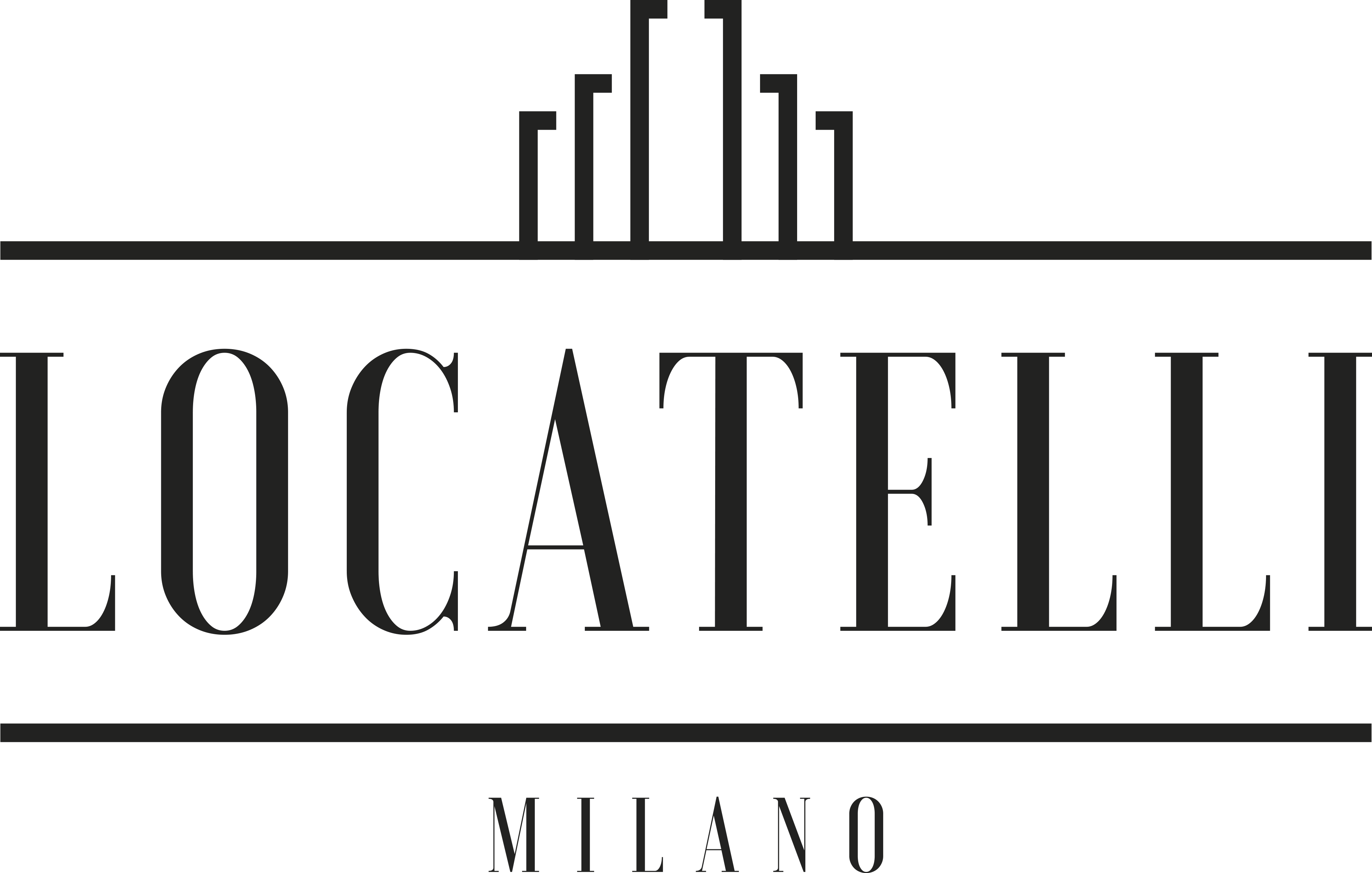Locatelli Milano Logo